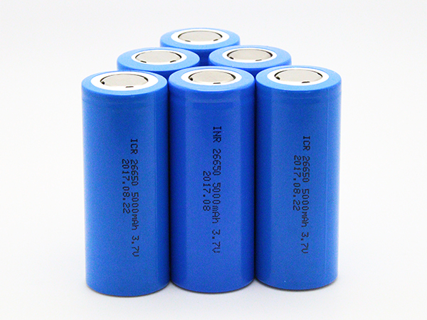 26650 power lithium battery